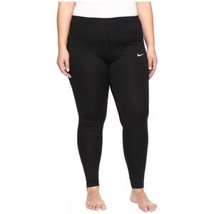 Nike Dri-fit Power Essential Running Leggings 1X